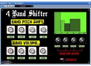 janesconference 4 Band Shifter [Freeware]
