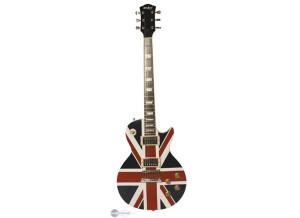 Indie Guitar Co. Ujlp2000 Target Union Jack