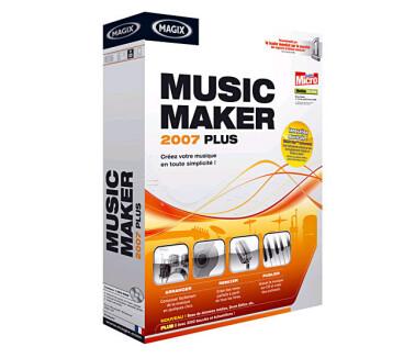 Magix Music Maker 2007 XXL