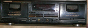 Pioneer CT-W803RS