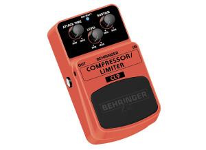 Behringer Compressor/Limiter CL9