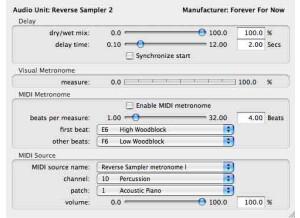 Forever For Now Reverse Sampler 2