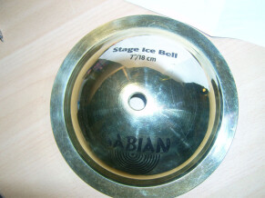 """Sabian Stage Ice Bell 7"""""""