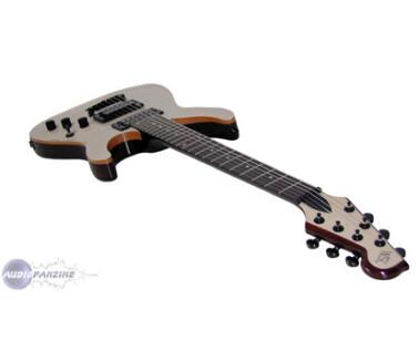 WSL Guitars White Line