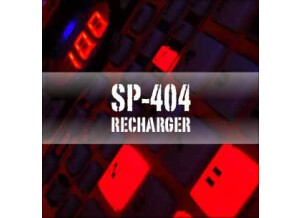 Sinevibes SP-404 Recharger
