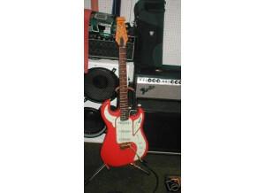 Burns Guitars marquee club