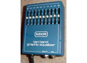 MXR M108 10-Band Graphic EQ Vintage