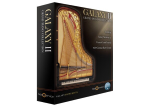 Best Service Galaxy II Grand Piano Collection