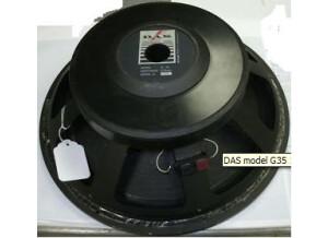 DAS G 35  500W RMS