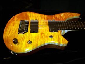 Querey Guitars Per Aude Adamante