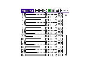 Minimusic MixPad