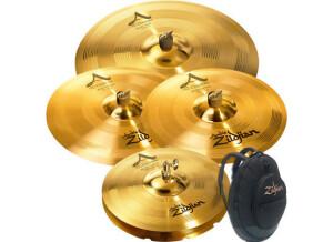 Zildjian A Custom Rezo Cymbals Line