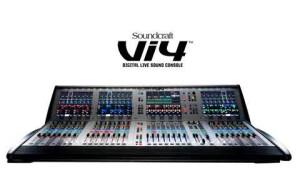 Soundcraft Vi4