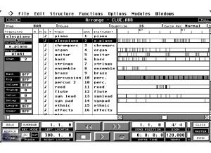 Steinberg Cubase 1.0 Atari