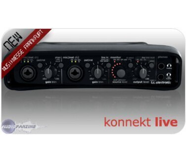 TC Electronic Konnekt Live