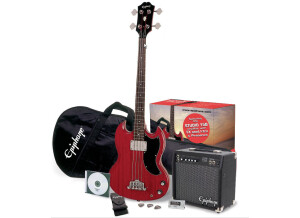 Epiphone EB-0 Performance Pack