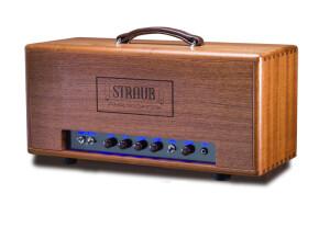 Straub Amplifier Twisted triode