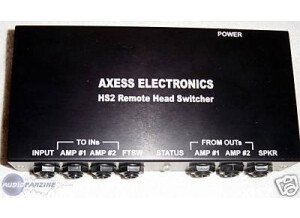 Axess Electronics HS2 Head Switcher