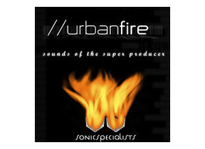Sonic Specialists Urban Fire : Sounds of the Super Producers Volume 1