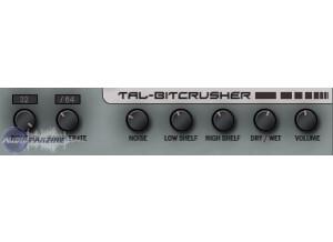 Togu Audio Line TAL-Bitcrusher [Freeware]