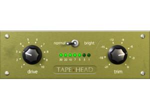 Massey Plugins TapeHead Saturator