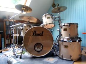 Pearl Masters Studio Birch