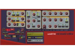 reKon Audio VST Lead2 Editor