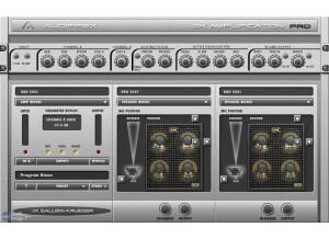 Audiffex GK Amplification Pro