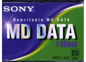 Sony MD Data