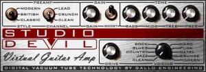 Studio Devil Virtual Amp