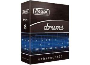 Ueberschall Liquid Instruments Vol.8 : Drums