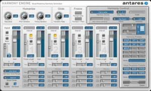 Antares Audio Technology Harmony Engine