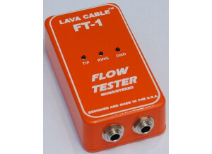 Lava Cable FT-1 Flow tester