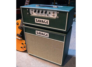 Savage Audio Macht 12 Head