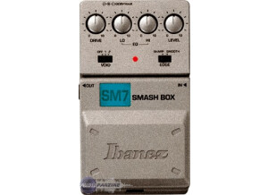 Ibanez SM7 Smash Box