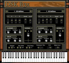 DSK Music B3x [Freeware]