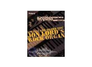 Roland SRX-97  Jon Lord's Rock Organ