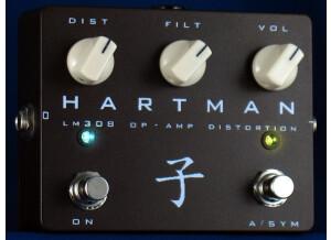 Hartman Electronics LM308 Op-Amp Distorsion