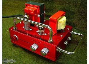 Electrosonic Amplifiers Parallax