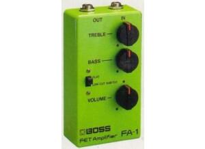 Boss FA-1 Fet Amplifier
