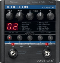 TC-Helicon Create