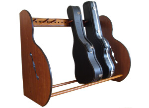 Guitarstorage.com SlimLine Guitare Case Rack
