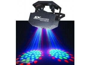SX Lighting Duoscan LED