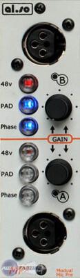 Alternate Soundings modules série 500