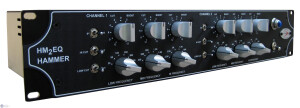 A-designs the Hammer HM2EQ Tube Equalizer