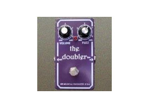 KR Musical Products the doubler