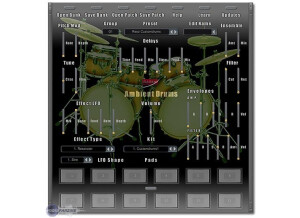 MHC Ambient Drums