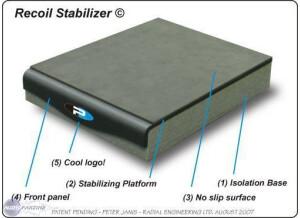 Primacoustic RX7 Recoil Stabilizer