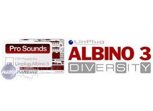 ProSounds Albino 3 : Diversity