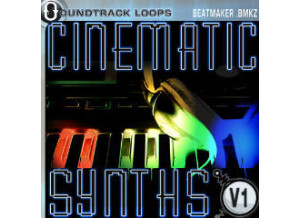 Soundtrack Loops Cinematic Synths